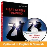 heat stress safety training