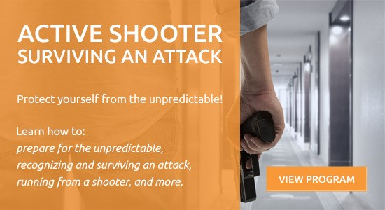 Active Shooter - Surviving an attack